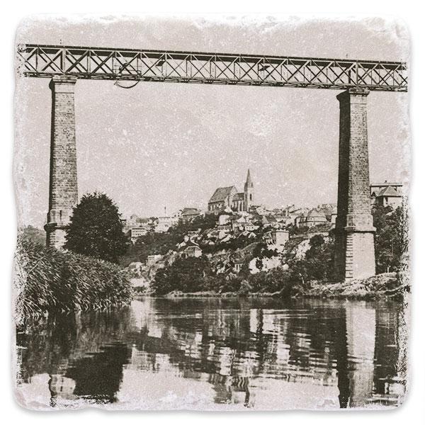 Znojmo - železniční most