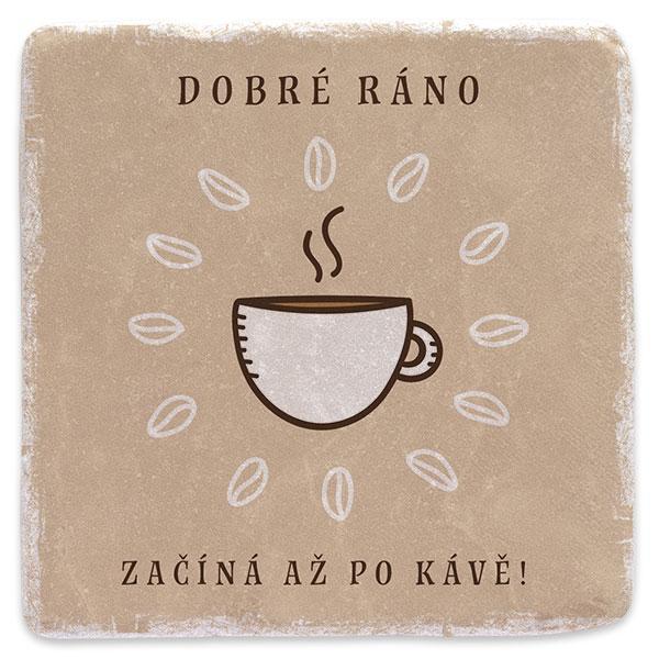Dobré ráno začíná až po kávě!