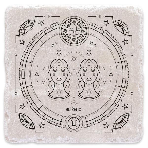 Blíženci - znamení zvěrokruhu
