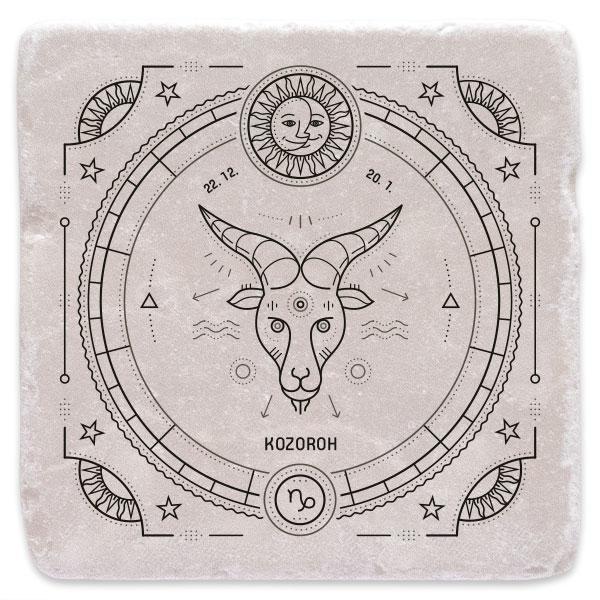 Kozoroh - znamení zvěrokruhu