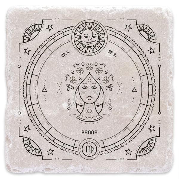 Panna - znamení zvěrokruhu