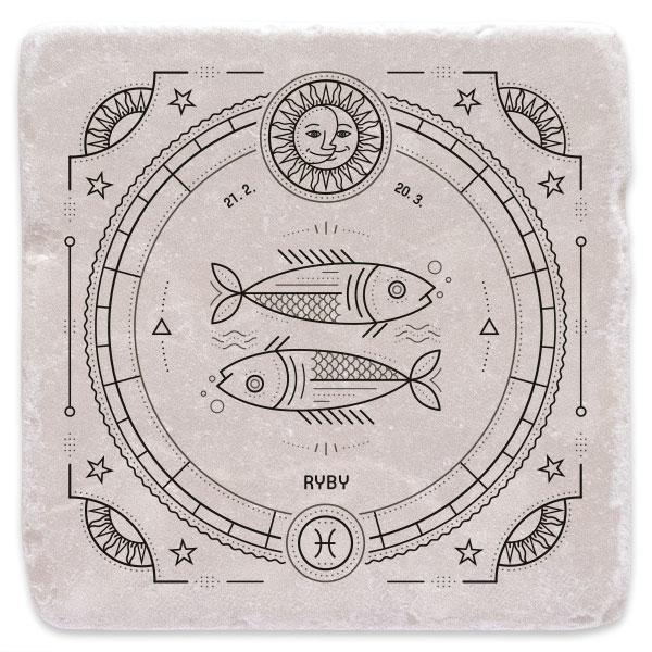 Ryby - znamení zvěrokruhu