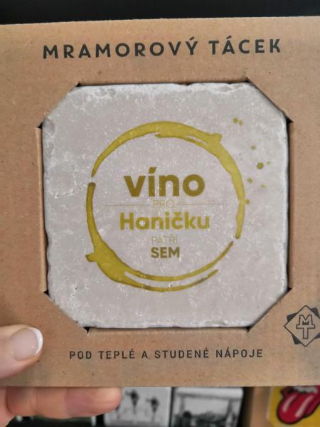 Víno pro Haničku - výprodej