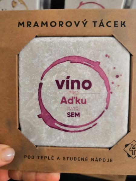Víno pro Aďku - výprodej
